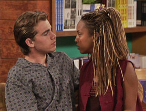 Shawn Hunter and Angela Moore (Boy Meets World).