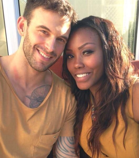 Dating black women with white guys